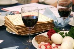 Pessachfest der Juden - Symbolische Speisen